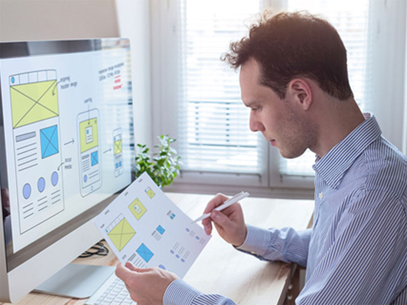 Web Design - USER Experience Researchers