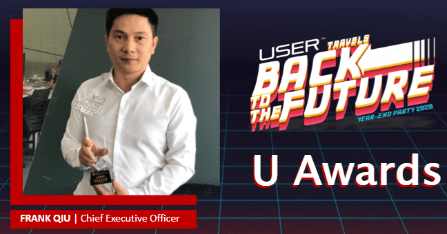 USER Experience Researchers - A UX UI Design & Research Agency in Singapore Travels Back to the Future with YEP 2020 - U AWARDS